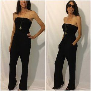 Pants - 💥Last 1! Black Jumpsuit with Pockets